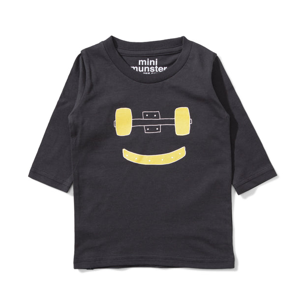 Braces Long Sleeve Tee