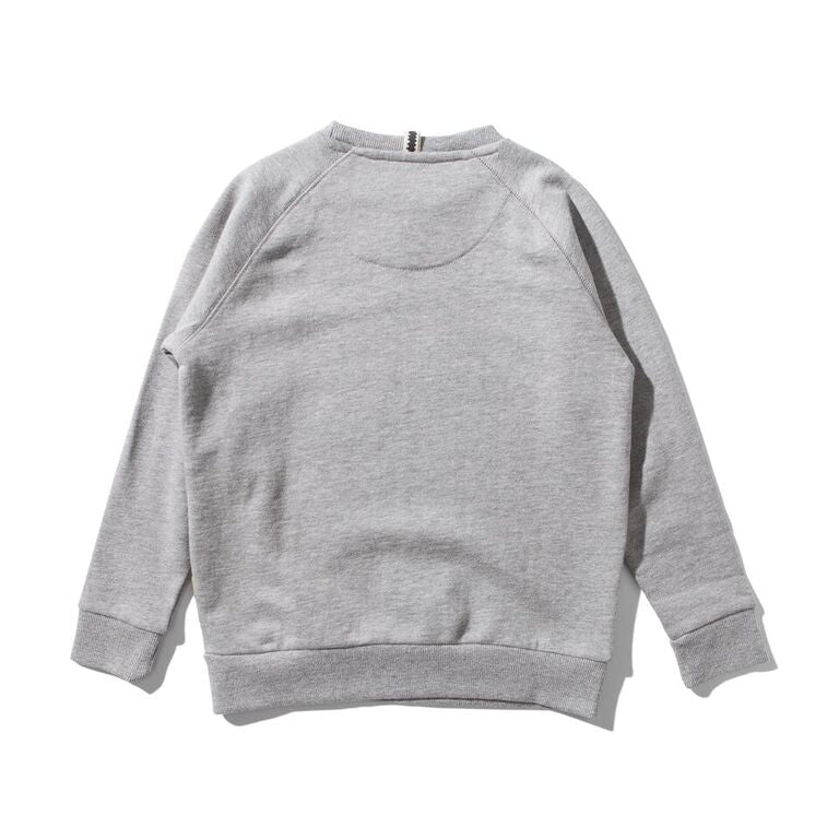 Seeker Boy Fleece Crew - Petit Atelier Enfant