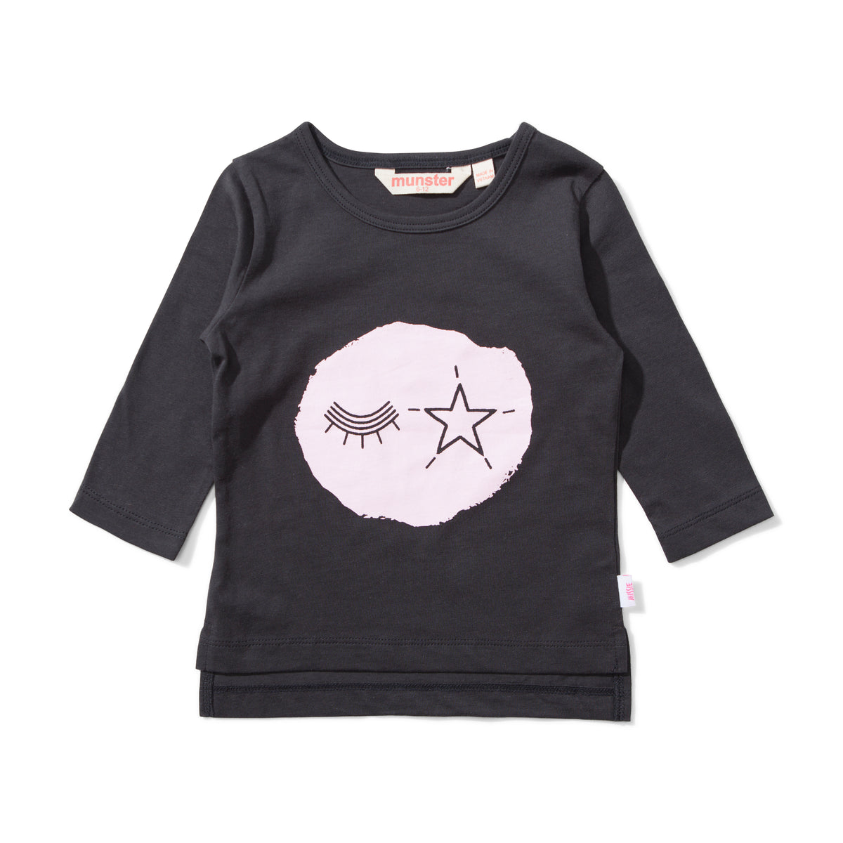 Wink Star Long Sleeve Tee