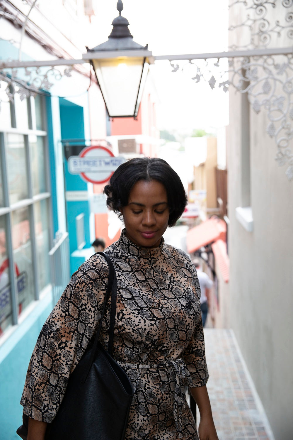 The House Bermuda interviews Bermuda Born creative director Patrice Morgan about her handbag business