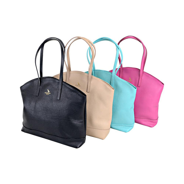 Warwick Leather Tote Handbags for women UK - Bermuda Born