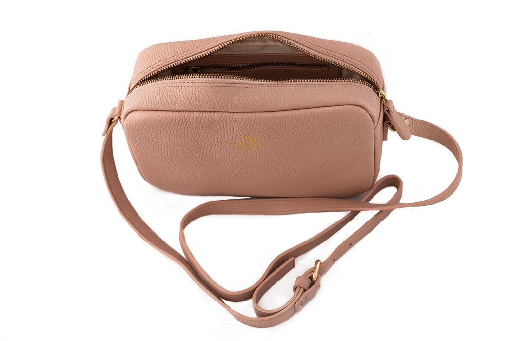 Nude Horseshoe Bay Crossbody Bag