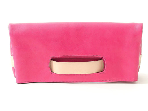 Sandys Clutch in Pink