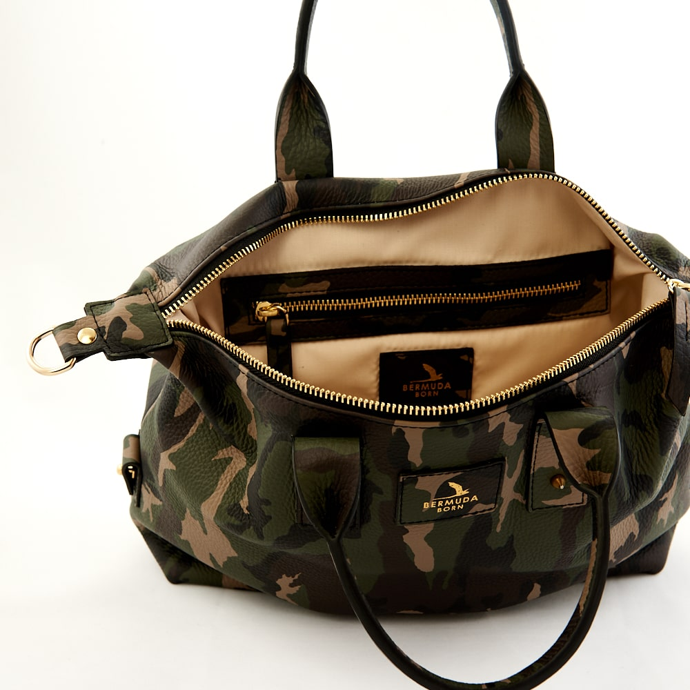 Army Print Collector's Hill Bag (Pre-Order Now)