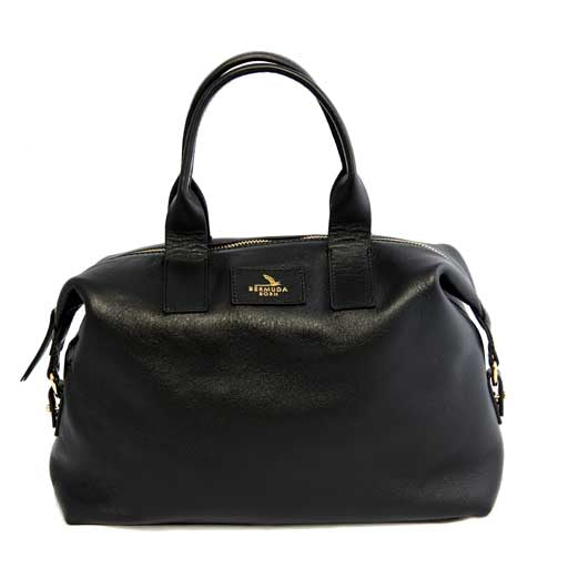 Black Collector's Hill Bag