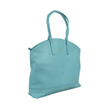 Warwick Tote Bag in Aqua - Bermuda Born