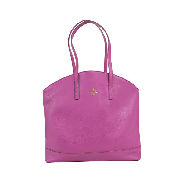 Warwick Tote Bag in Pink
