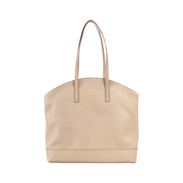 Warwick Tote Bag in Beige
