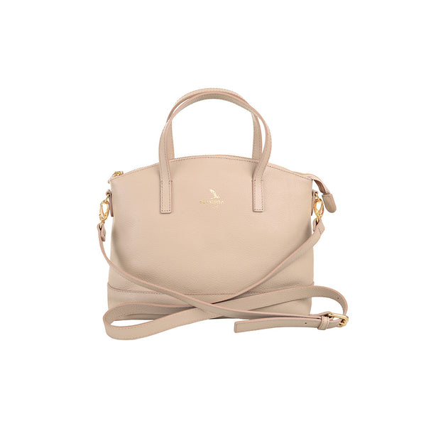 Paget Purse in Beige - Bermuda Born