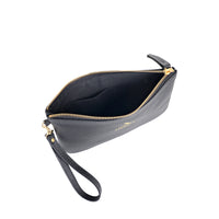 Tobacco Bay Clutch in Black by Bermuda Born
