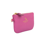 Longtail Coin and Card Case in Pink - Bermuda Born