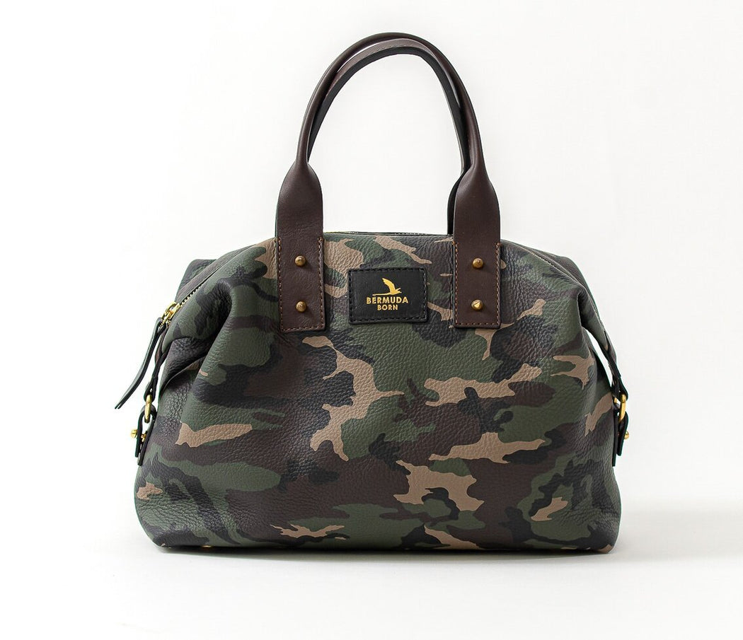 Army Print Collector's Hill Bag