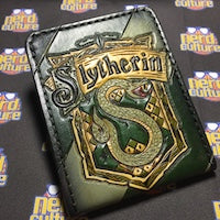 Toolin' and Drinkin' from The Nerd Lab, 9/13/17-Slytherin Wallet