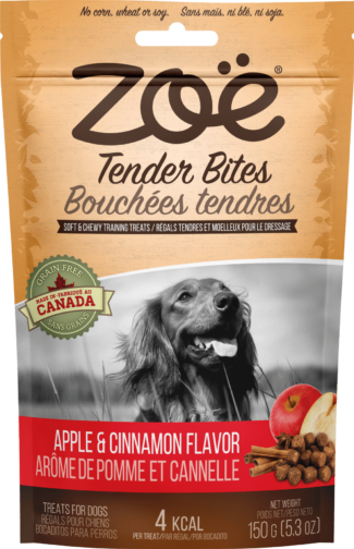 Zoe Apple and Cinnamon Chicken Bites