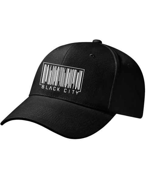 black city cap unisex