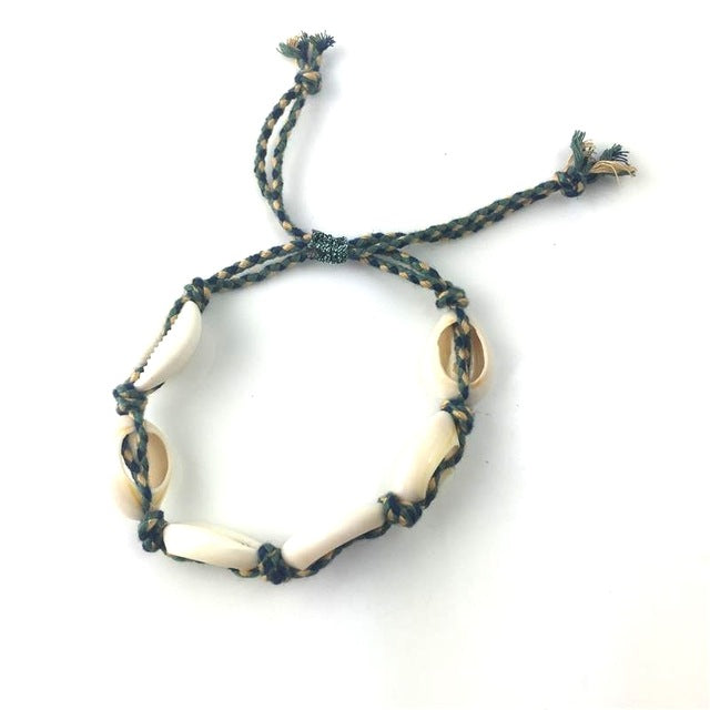 Friendship Shell Bracelet