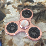 Rosegold Fidget Spinner - Perfect for any young lady with a touch fashion