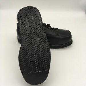 Orthopedic black casual shoes Size 5 1/2