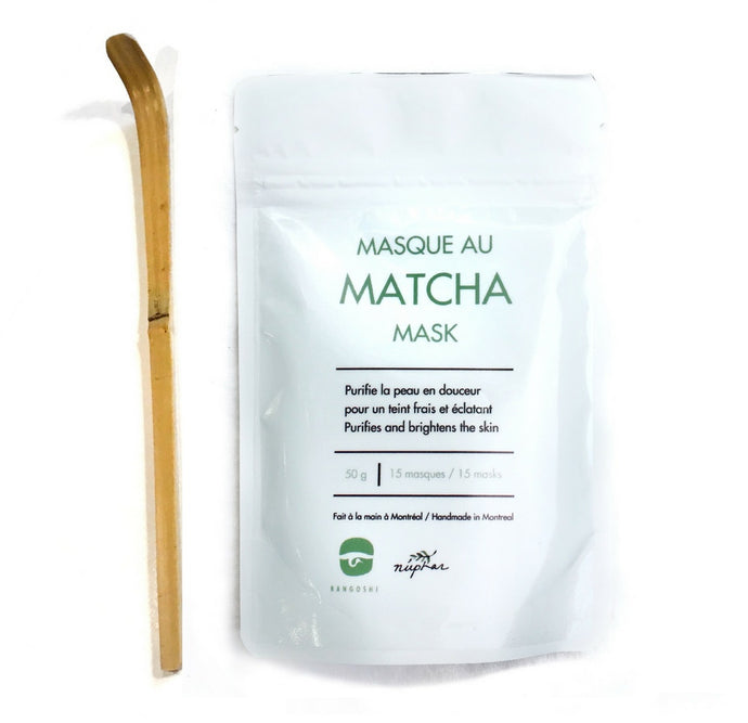 Matcha Mask Kit
