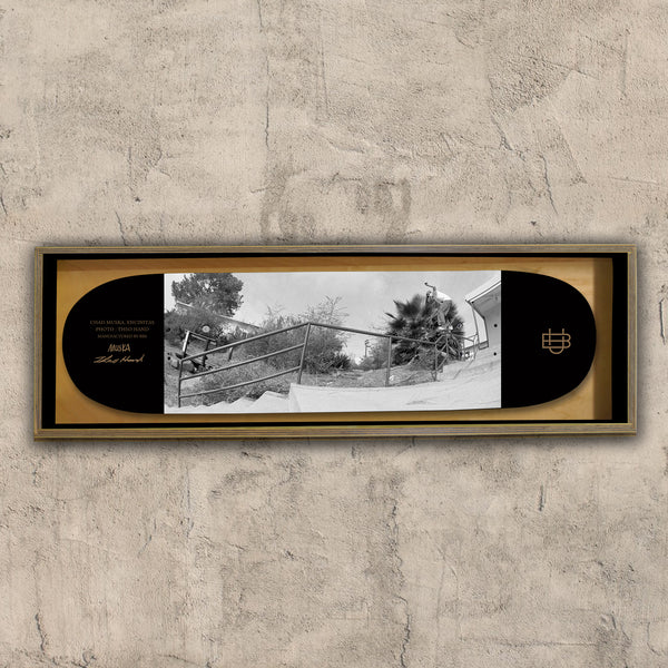 Chad Muska x Theo Hand Deck and Frame