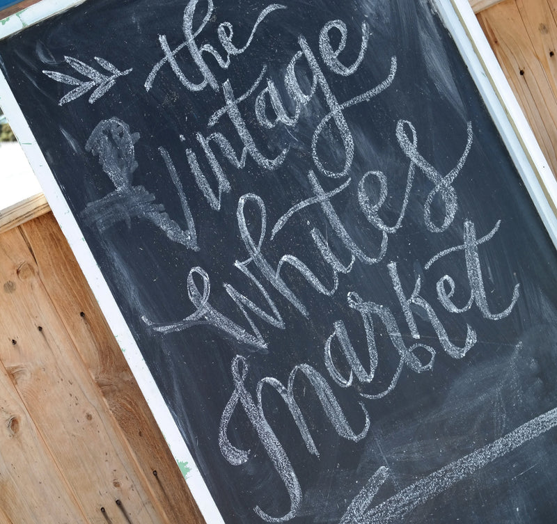 Vintage Whites 2018 + 5 Tips for Driving in a Snowstorm
