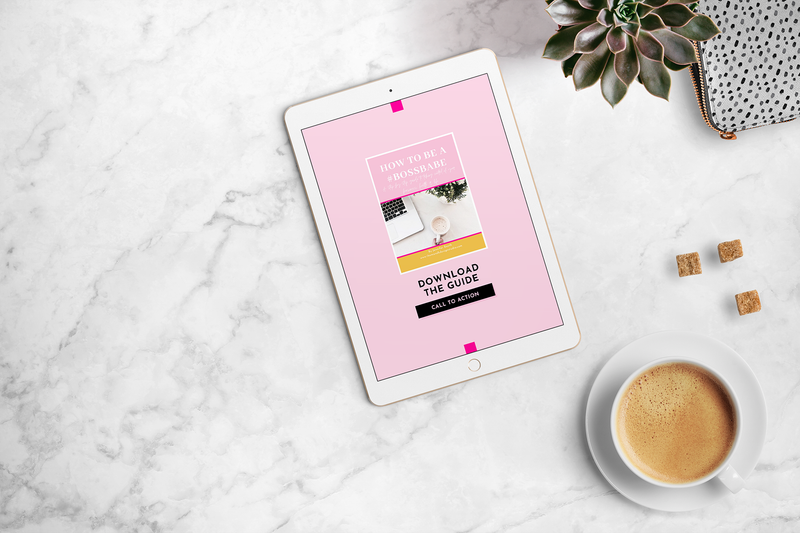 Brightly Done Feminine eBook & Opt-In Creator Template Bundle for Canva
