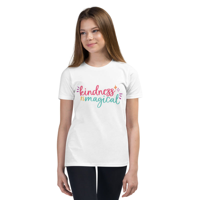 Kindness is Magical Short Sleeve T-Shirt