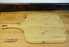 customize pizza board-Timber 2 Glass, laser engrave bamboo pizza board, personalize bamboo pizza board