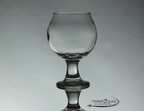 customize beer taster, personalize beer taster, laser engrave beer taster with Timber 2 Glass