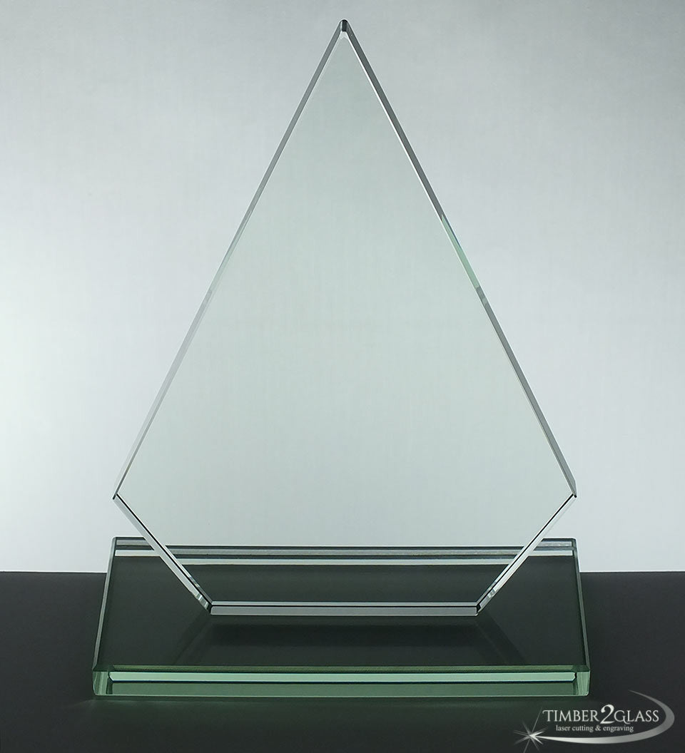 customize conquest award- Timber 2 Glass, laser engrave award, personalize award, customize award, custom award