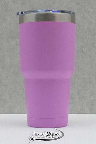30 oz. Light Purple Old Style Preamble to the Constitution