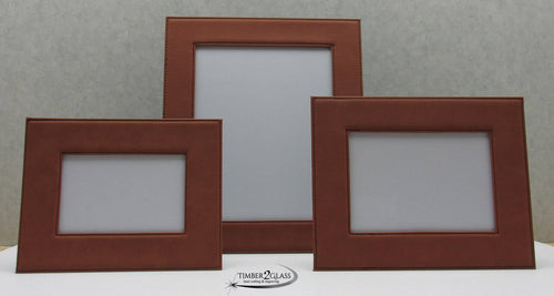 customize photo frame set, personalize rawhide photo frame set with Timber 2 Glass, laser engrave photo frame set