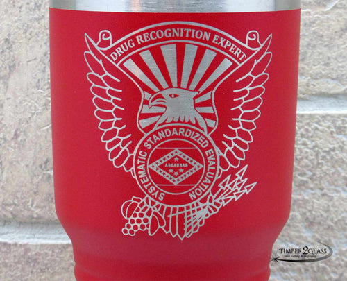 DRE tumbler, laser engraved Dre tumbler, Polar Camel tumblers, custom laser engraved tumblers, personalized tumblers by Timber 2 Glass, customized tumblers, gift ideas, custom gift ideas