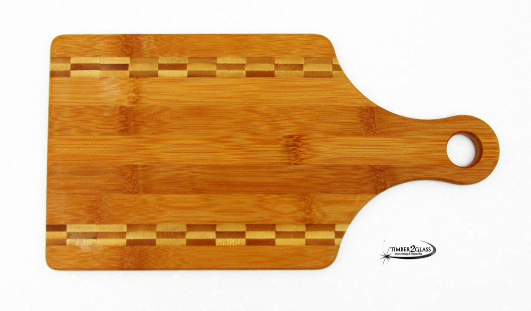 Monogram Cutting Board with Names (starting at $13.00)