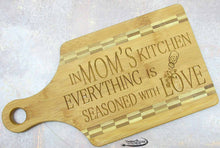 """IN MOM'S KITCHEN EVERYTHING IS SEASONED WITH LOVE"""
