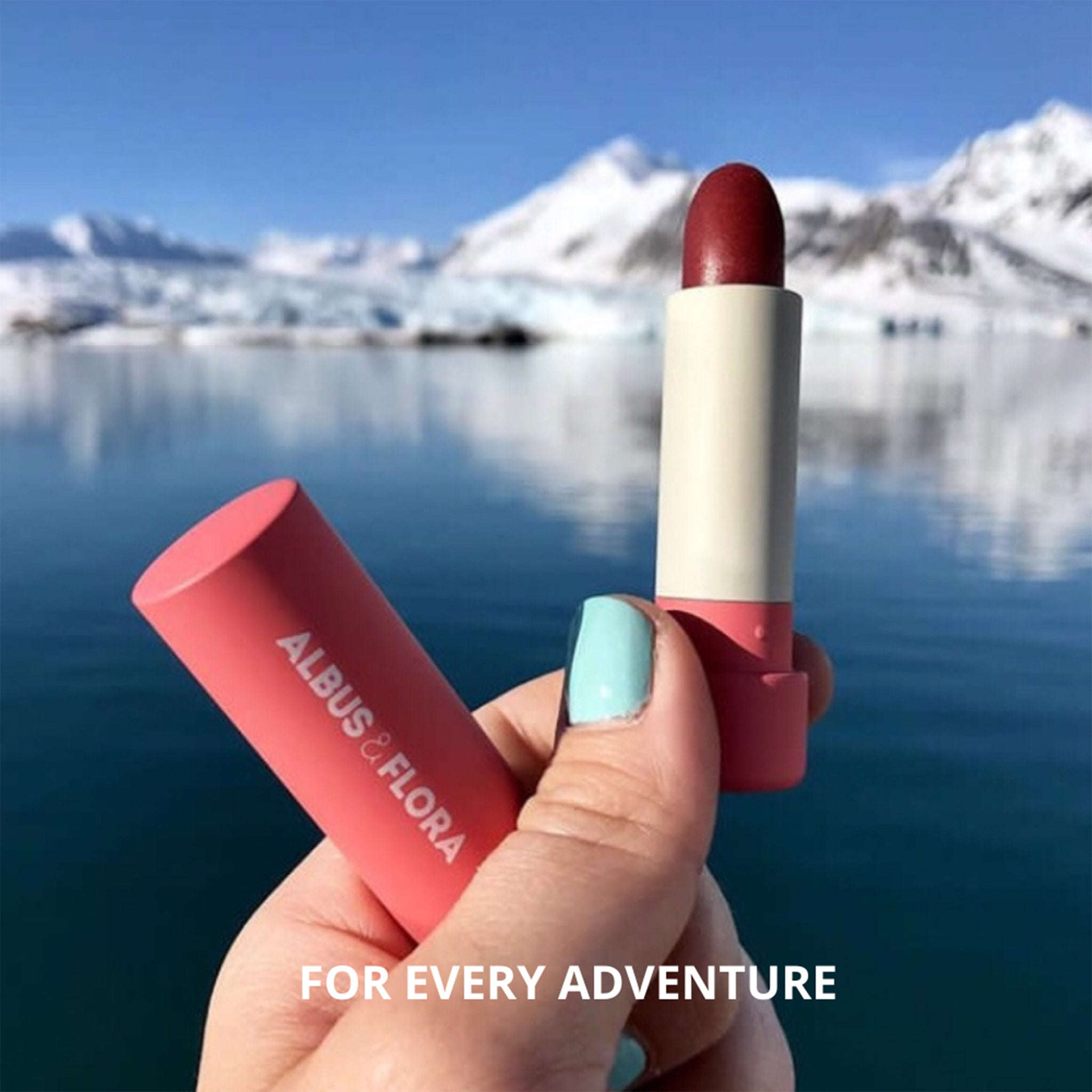Multi Active Lip Balm Sheer Flora