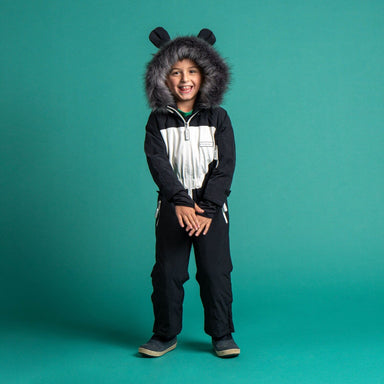 Patch the Panda Ski Suit | Dinoski | Hatch Label