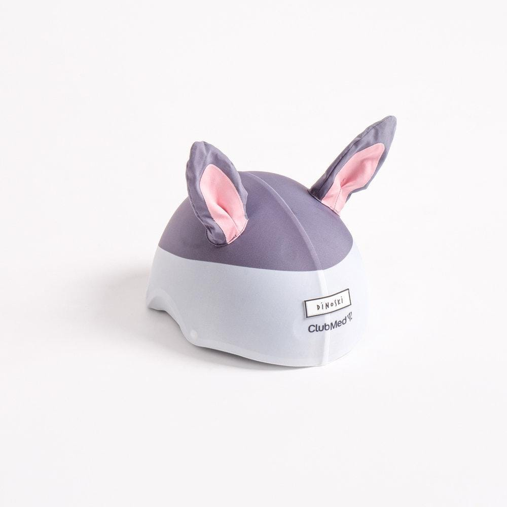 Hop the Bunny Helmet Cover | Dinoski | Hatch Label