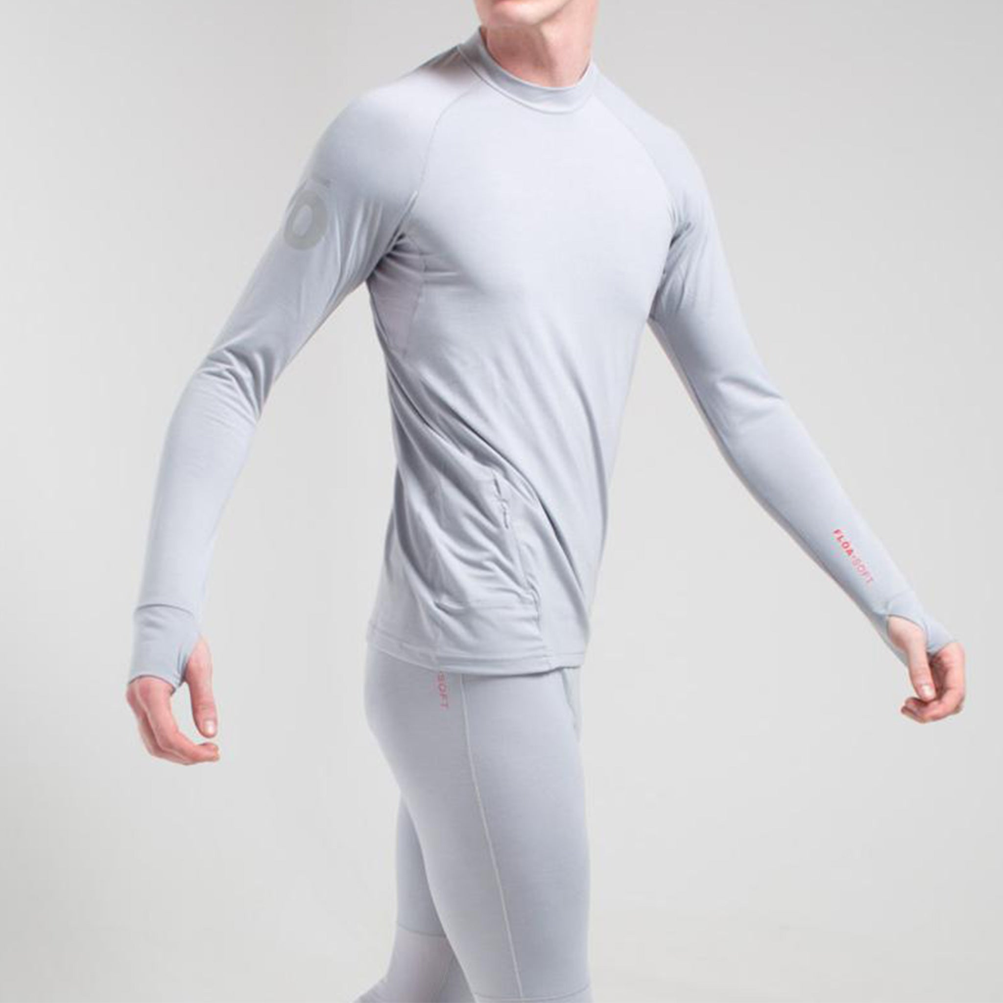 All Action Round Neck Base Layer Shirt