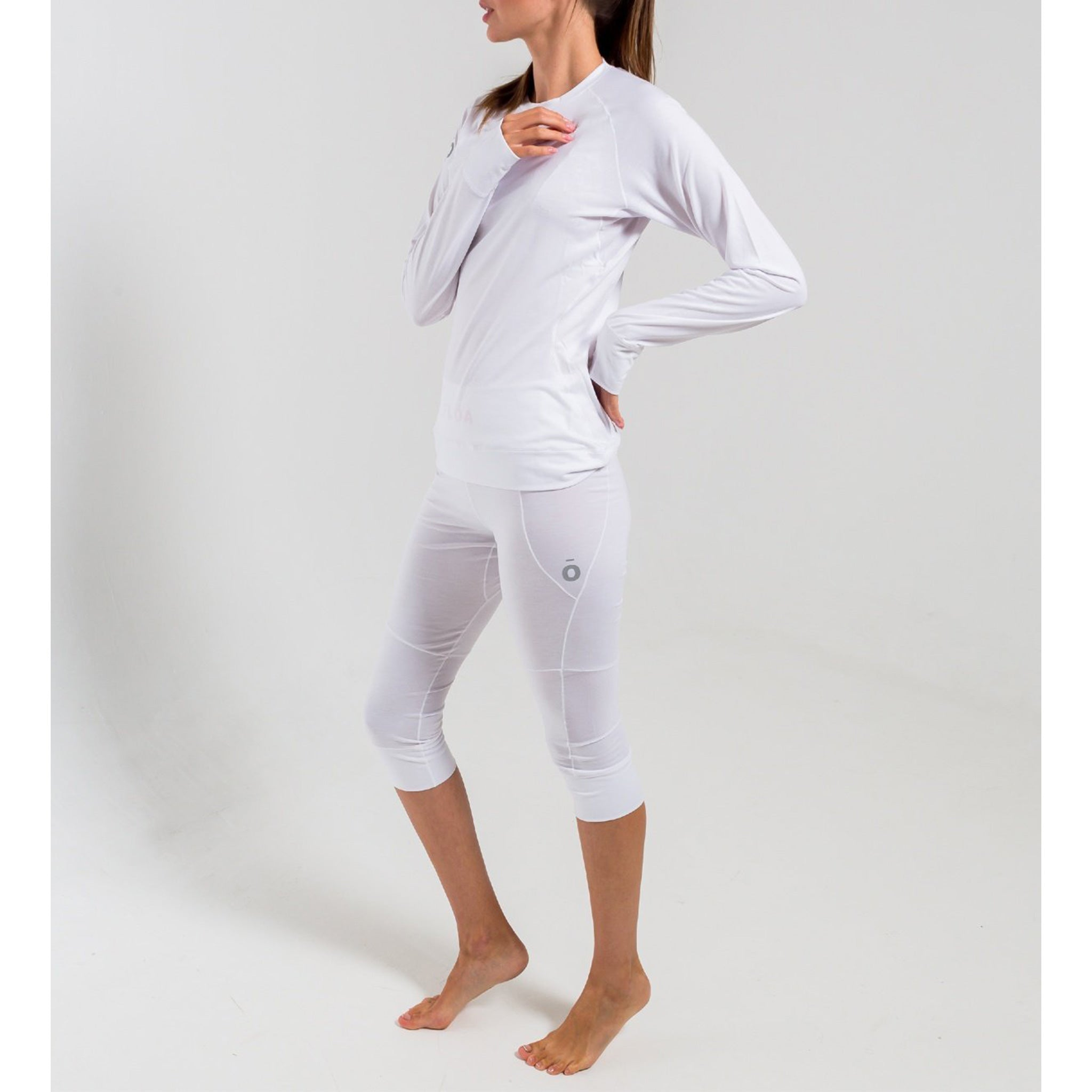 All Action 3/4 Length Base Layer Bottoms