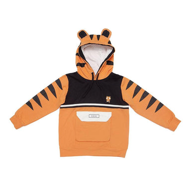 Pounce the Tiger Hoody | Dinoski | Hatch Label