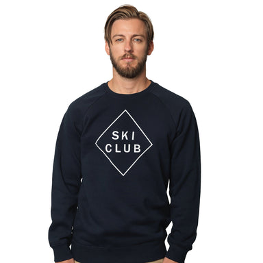 Men's Ski Club Sweatshirt in Navy | Orsden | Hatch Label