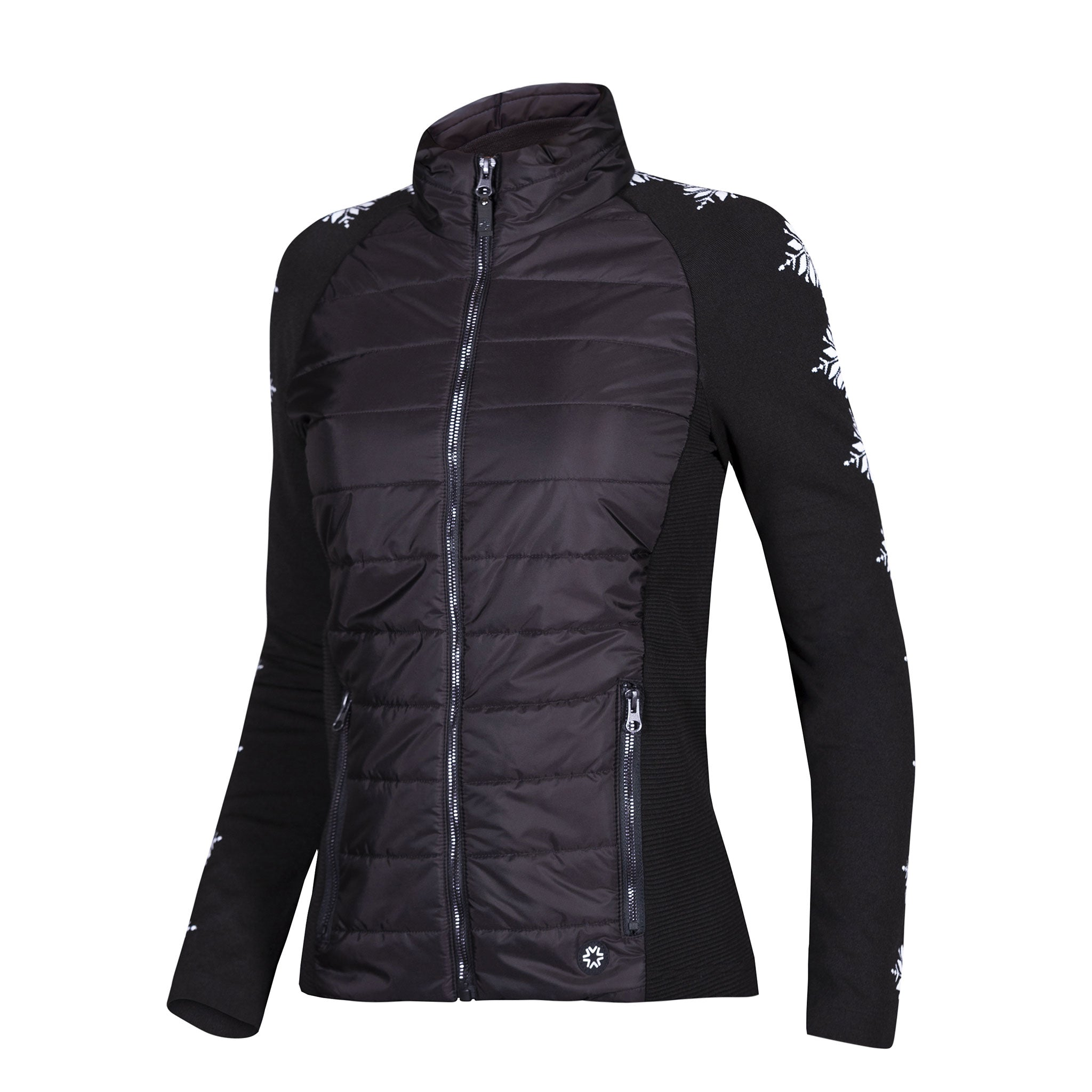 Avoriaz Full Zip Sweater
