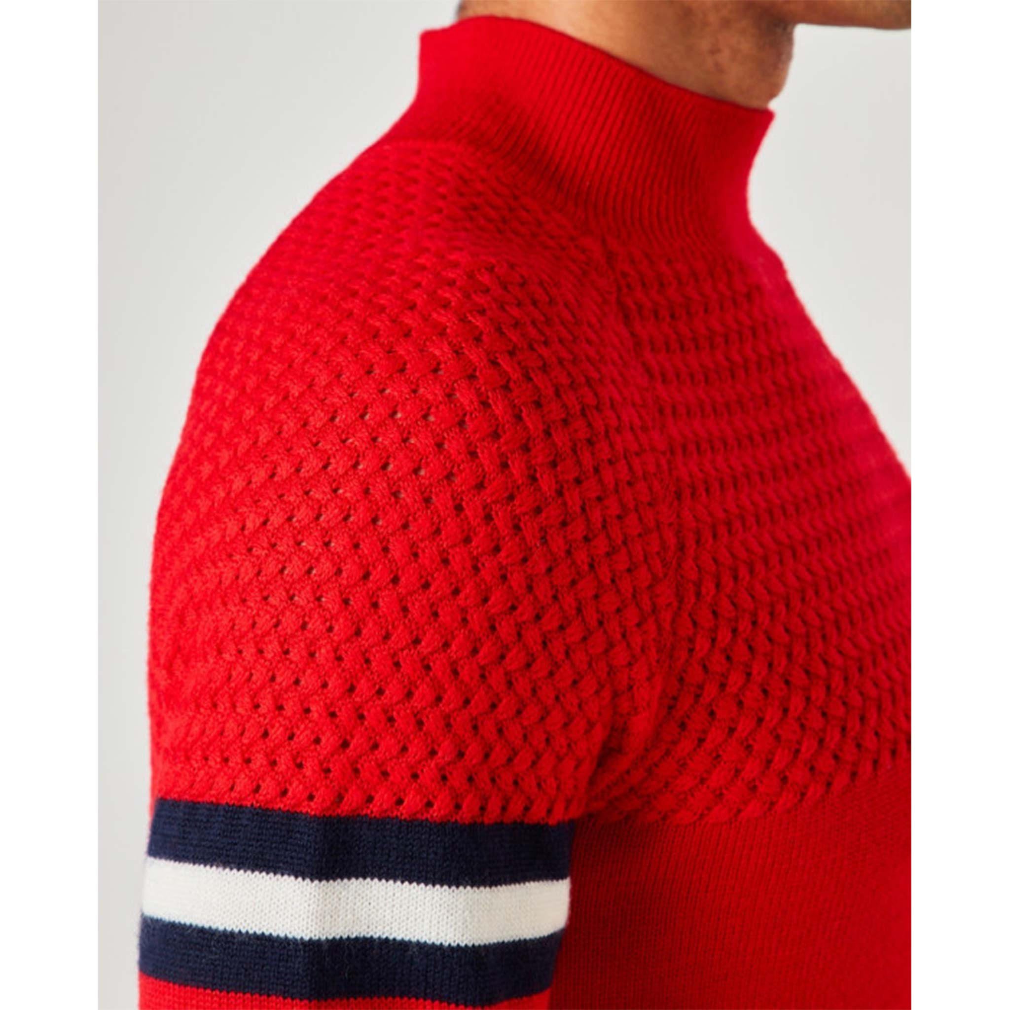 Chamonix Turtle Neck Sweater
