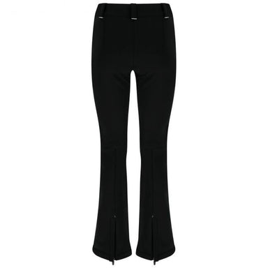 Harmony Softshell Ski Pants in Black with Silver Detailing | Vist | Hatch Label