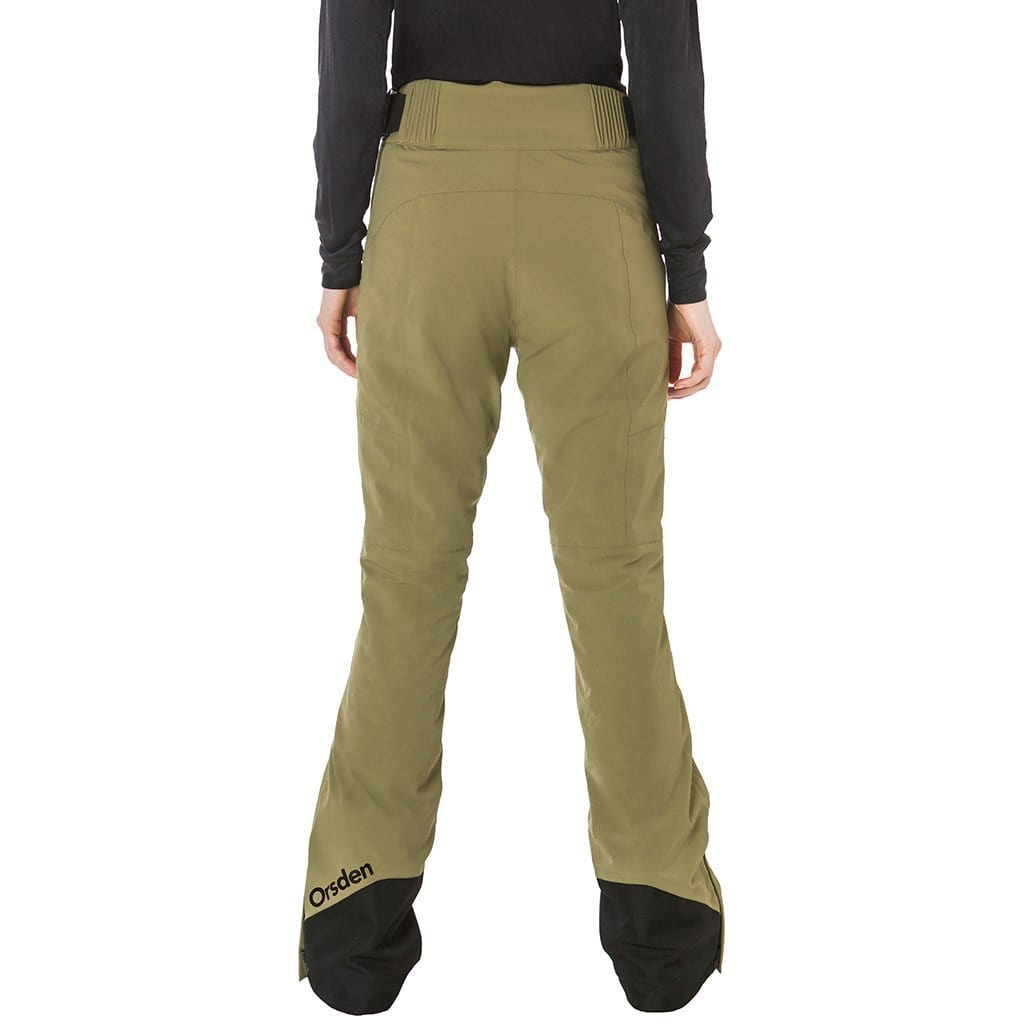 Women's Slope Pant in Moss | Orsden | Hatch Label