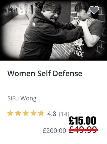 Wome Self defence