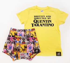 Written and Directed by Quentin Tarantino Tee Shirt
