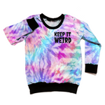 Keep It Weird Pullover Sweatshirt