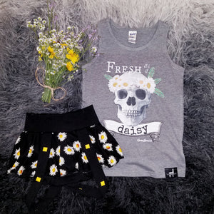 Fresh as a Daisy Derby Skirt